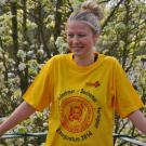 PROSHIRT - T-Shirt B&C 150g - tshirts Wandelaar dodentocht 2014