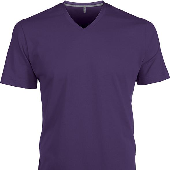 PROSHIRT - T-shirts Kariban K357 Heren V-neck -