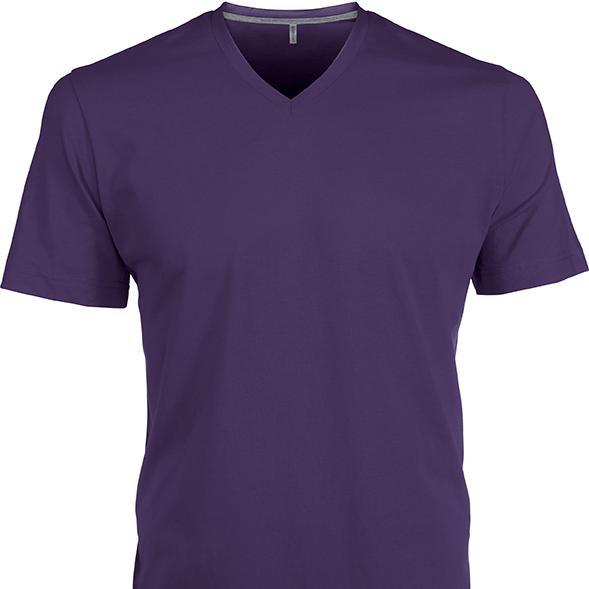 PROSHIRT - T-shirts Kariban K357 Heren V-neck -