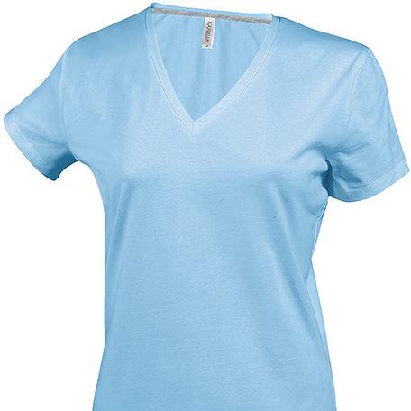 PROSHIRT - T-shirts Kariban K381 Dames  V-neck -