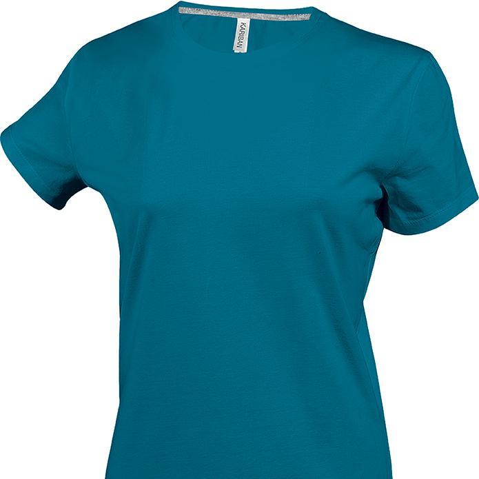 PROSHIRT - T-shirts Kariban K380 Dames  R-neck -