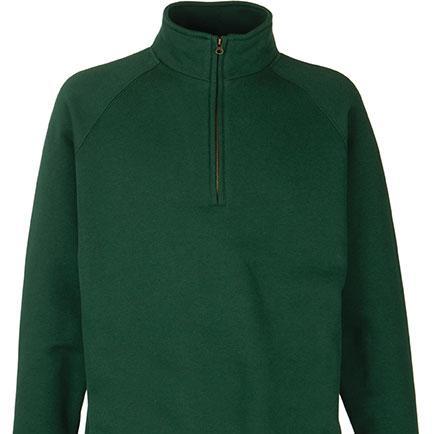 PROSHIRT - zipneck sweater FOTL 165 -
